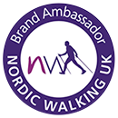 Tracy Hall, Nordic Walking Brand Ambassador